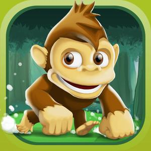play Banana Island Jungle Run: Monkey Kong Runner - Danger Dash Arcade Game
