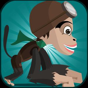 play Banana Monkey Run Pro - Crazy Spider Jump Minion Fun Rush