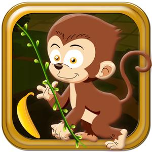 play Bananas Island Monkey Run