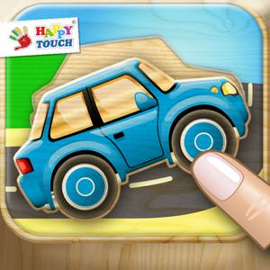 play Car Puzzle Game For Kids (By Happy Touch)