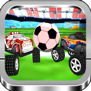 play Car Soccer 3D