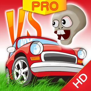play Car Vs Zombies Hd Pro