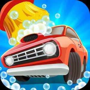 play Car Wash And Repair