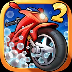 play Car Wash And Repair 2: Bike Edition