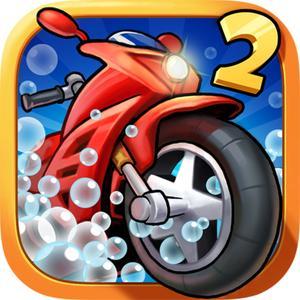 play Car Wash And Repair 2: Bike Edition Crown