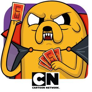 play Card Wars - Adventure Time Card Game