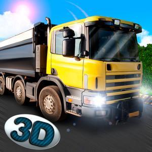 play Cargo Truck Driving Simulator 3D Full