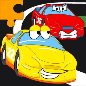 play Cars Jigsaw Puzzles - Free Kids Jigsaw Puzzle With Fun Cartoon Car And Truck Movies - By Apps Kids Love, Llc