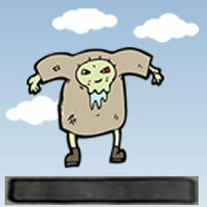 play Cartoon Zombie Jump