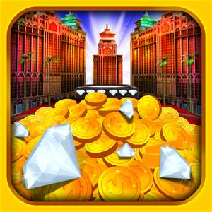 play Diamond Dozer Coin Pusher: Free