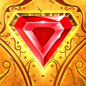play Diamond Jewels Bubble Shooter