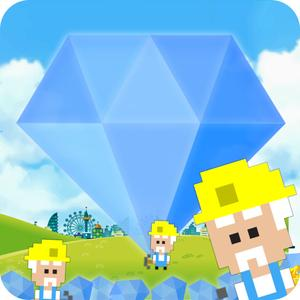 play Diamond Miner 2: Idle Empire