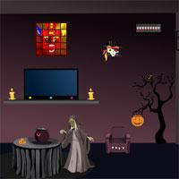 play Yal Witch House Escape