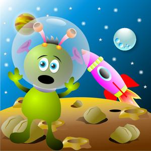 play Fight The Alien - Planet Earth Invaders