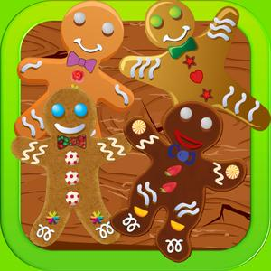 play Gingerbread Cookie Maker