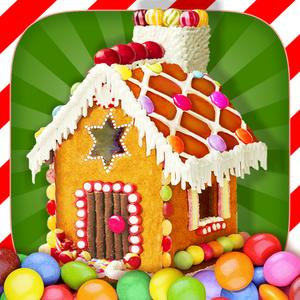 play Gingerbread House Maker - Free!
