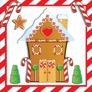 play Gingerbread House Maker Hd