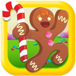 play Gingerbread Maker - Make Fun Dessert Food & Cooking Cookie Candy Legend