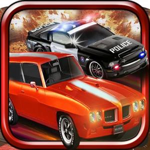 play Heated Pursuit (Cops Smashing, Chasing And Racing Game)