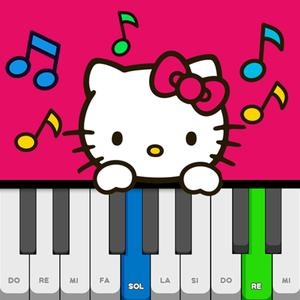 play Hello Kitty Music Piano Play-Along Deluxe