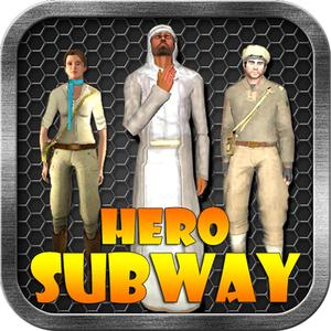 play Hero Subway Running