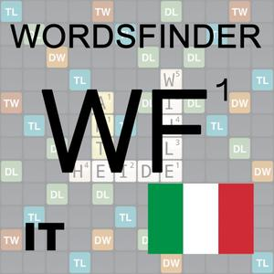 play It Words Finder Wordfeud Italiano/Italian - Find The Best Words For Wordfeud, Crossword And Cryptogram