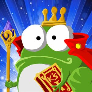 play King Of Frogs