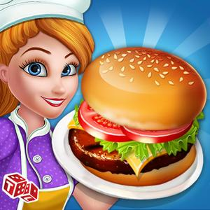 play Kitchen Fever Burger Shop