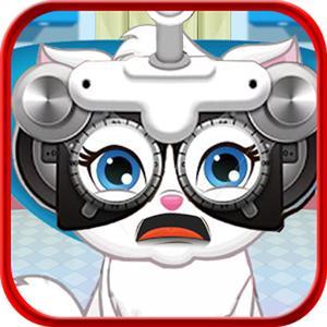 play Kitty Cat Hospital