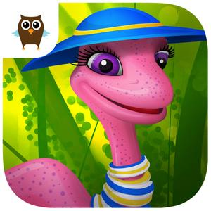 play Life Of My Little Dinos - Feed, Draw And Play With Cute Dinosaurs