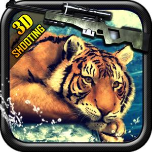 play Life Of Tiger ( 3D Shooting Game )