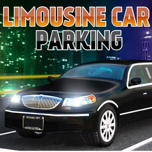 play Limousine City Parking 3D