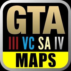 play Maps For Grand Theft Auto (Iii, Vice City, San Andreas, Iv City Maps)