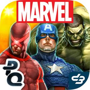play Marvel Puzzle Quest