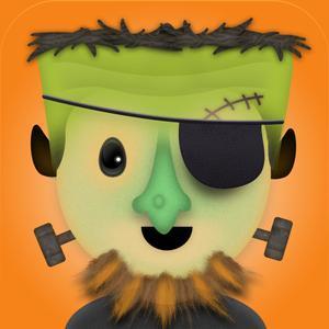 play Mask Jumble Halloween