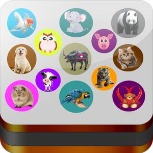 play Match The Animal - Best Puzzle Game For Kids