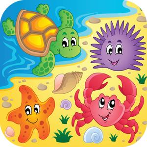 play Match The Animals - Sea Life