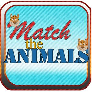 play Match The Animals - Zoo