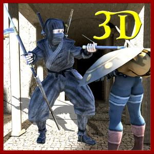 play Ninja Warrior City Fighter Rpg