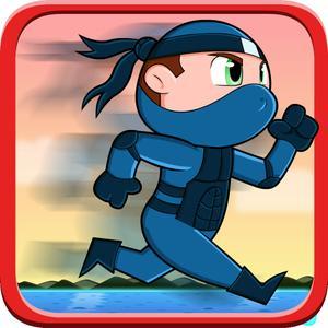 play Ninja Warrior Run - Dragon Slasher