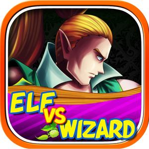 play North Pole : Elf Vs. Wizard