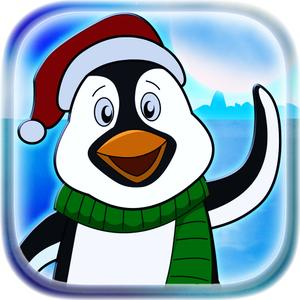 play North Pole Penguins - Santa'S Slippery Flipper Helpers Match 3+ Game