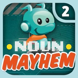 play Noun Mayhem Hd - Level 2