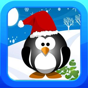 play Penguin Helpers Hd - Christmas Holiday Disaster