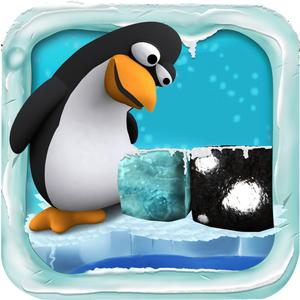 play Penguin Ice Crush 3D - Strategy Puzzle Game