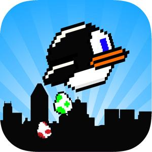 play Penguin Popper Bird - Flying Wings And Splashy Eggs