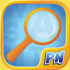 play Penny Dell Classic Word Search
