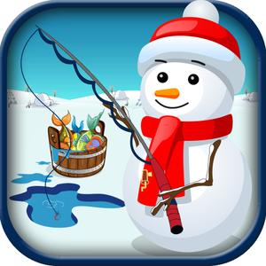 play Pepper'S Ice Fishing Adventure! - Arctic Fish Hunt - Pro
