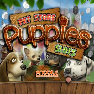 play Pet Store Puppies Slots