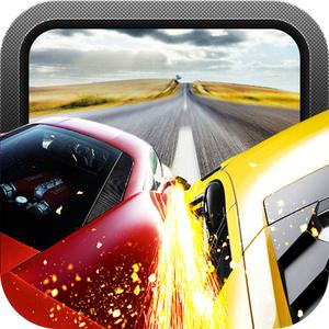 play Red Speed Racer - Most Wanted Street Car Chase